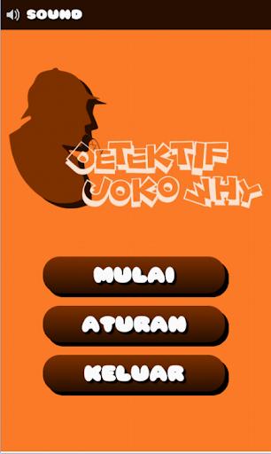 Detektif Bukan Jokowi