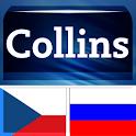 Czech<>Russian Dictionary logo