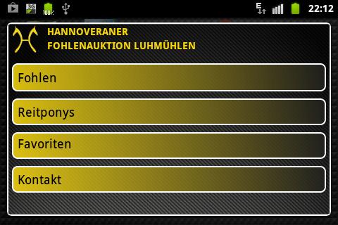 Fohlenauktion Luhmühlen 2014