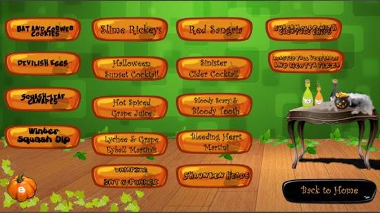 Halloween Party Planner- screenshot thumbnail