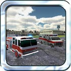 Airport Emergency Rescue 3D icon