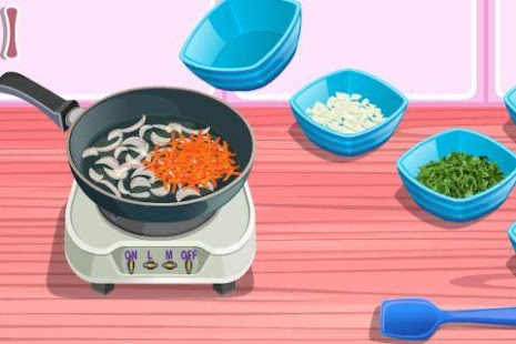 Omelette Cooking Game- screenshot thumbnail