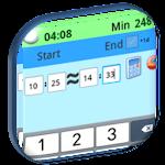 Calculator between hours, Free