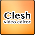 Clesh Video Editor icon