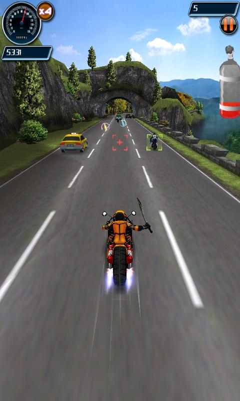Death Moto- screenshot