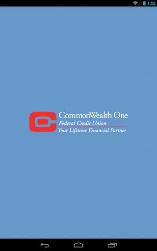 CommonWealth One FCU - Tablet