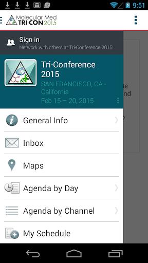 Tri-Conference 2015