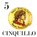 Cinquillo Original icon