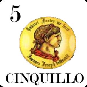 Cinquillo Original