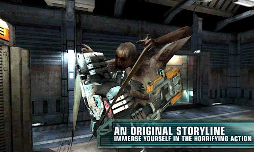 Dead Space- screenshot thumbnail