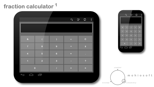 【免費教育App】Fraction Calculator-APP點子