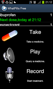 NFC Pill Reminder - screenshot thumbnail