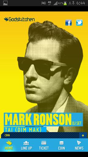 Gods Kitchen with MARK RONSON