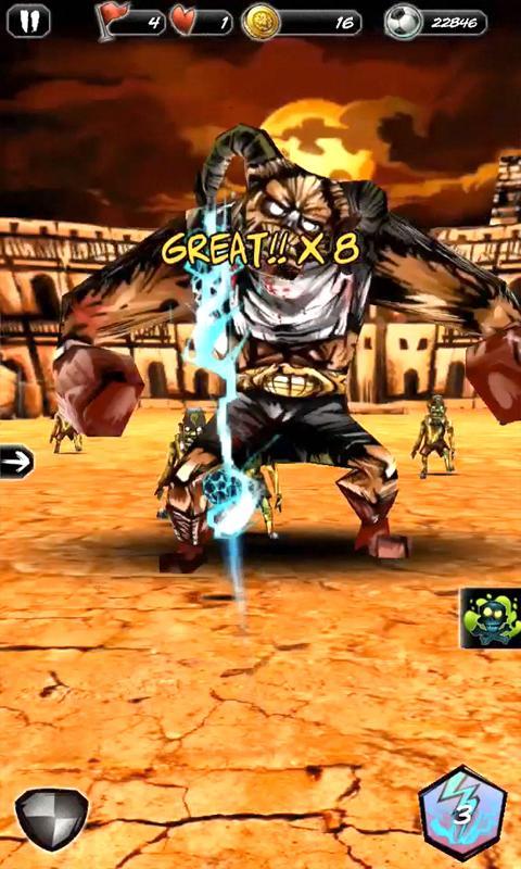 Undead Soccer screenshot #5