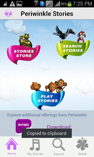 Periwinkle Children's Stories