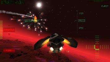Screenshot of Fractal Combat