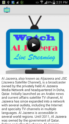 Live Al Jazeera Streaming