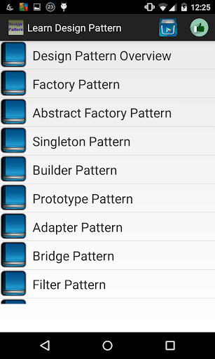 Learn design patterns