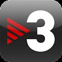 TV3 per a Google TV logo