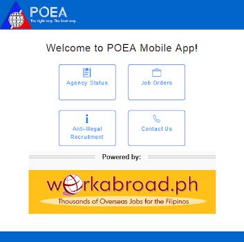 POEA Mobile