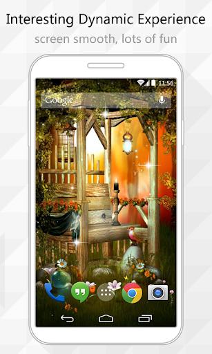 玩個人化App|Warm Home Live Wallpaper免費|APP試玩