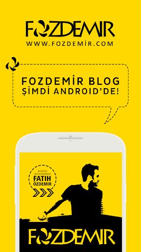Fozdemir Blog
