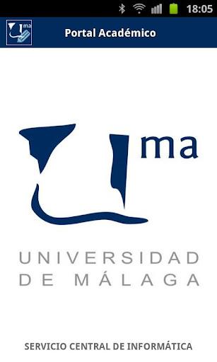 Portal Académico UMA
