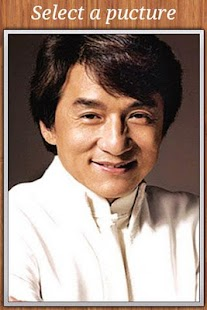 Jackie Chan Puzzle- screenshot thumbnail