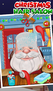 Christmas Kids Hair Salon- screenshot thumbnail