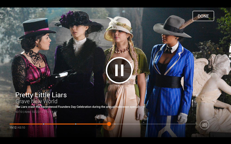 WATCH ABC Family - screenshot