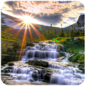 3D Waterfalls Live HD wallpape icon