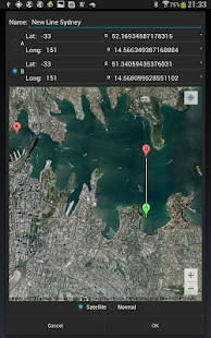 Sailtracker- screenshot thumbnail