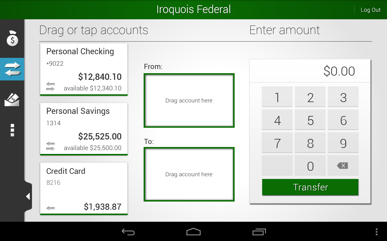Iroquois Federal - screenshot
