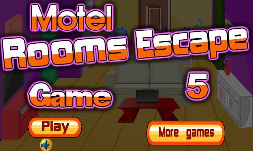 Motel Rooms Escape Game 5