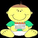 Baby Chart Diary logo