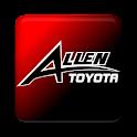 Allen Toyota icon