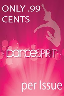 Dance Spirit Magazine - screenshot thumbnail