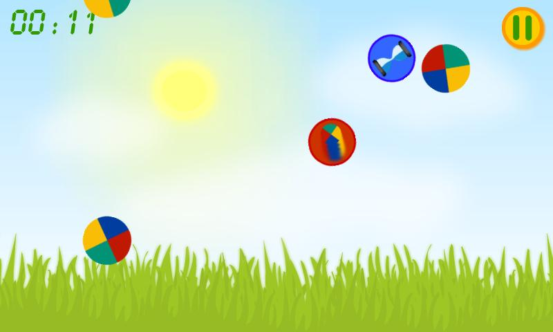 The Juggler - screenshot