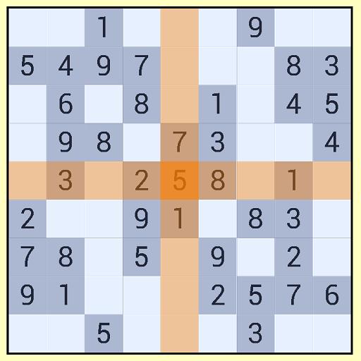 すうどく[数独] 解謎 App LOGO-APP試玩