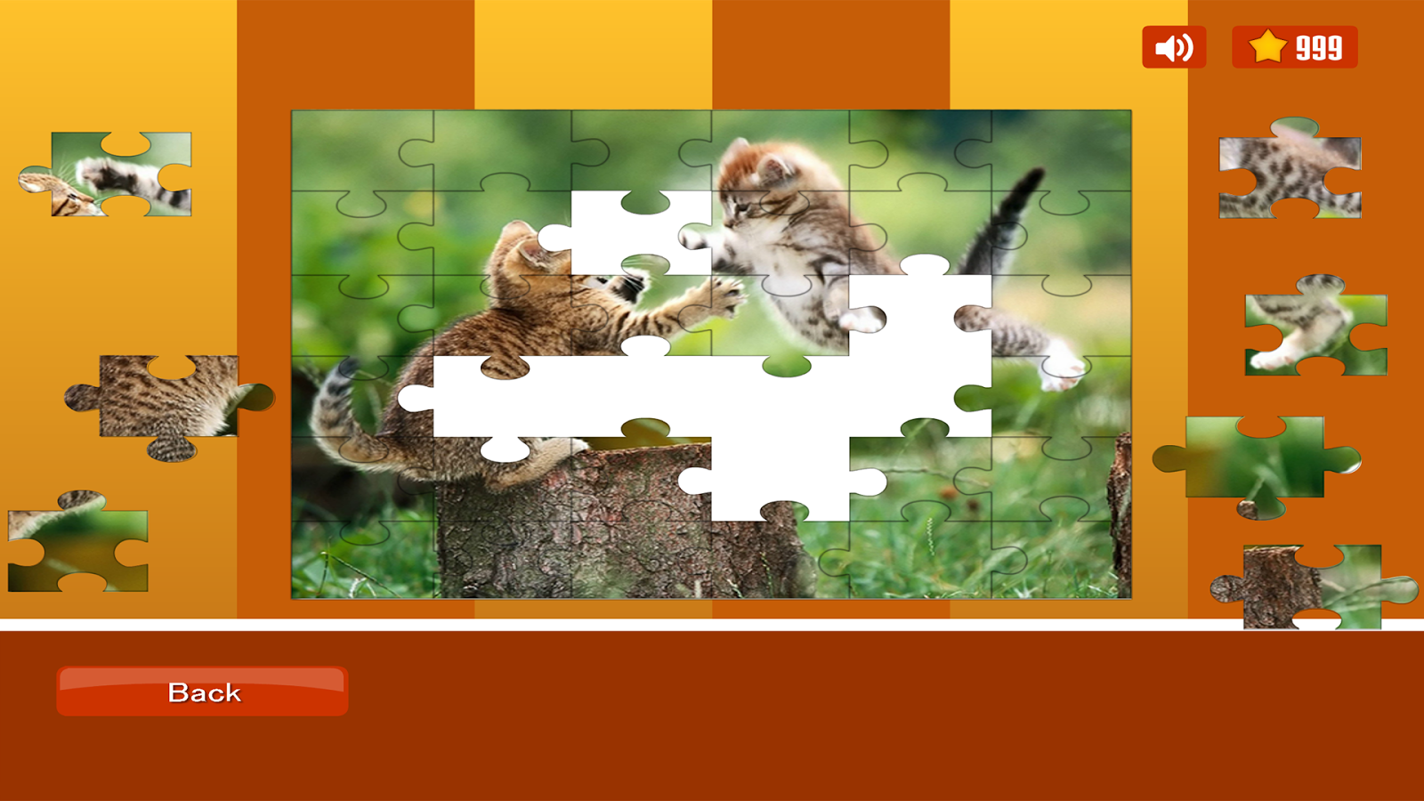 cute cats puzzles free android apps on google play