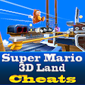 Super Mario 3D Land Cool Cheat logo