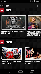WWE - screenshot thumbnail
