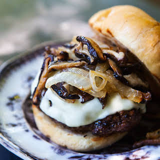 Shiitake Mushroom Burger Recipes.