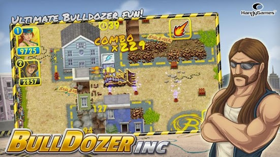 Bulldozer Inc. - screenshot thumbnail