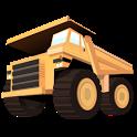 Dump Truck Online Storage icon