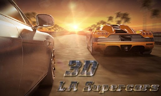 3D La Supercars - screenshot thumbnail