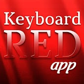 Keyboard Design Red App