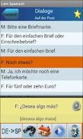 Screenshot of Spanisch Lernen & Sprechen