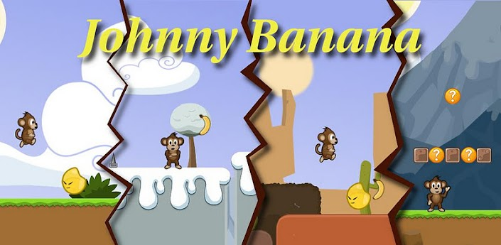 Johnny Banana, the platformer