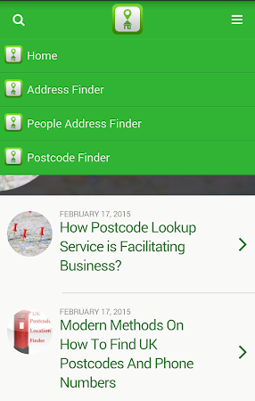 Address Finder Search 1.0 screenshot 10063